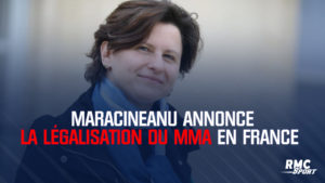 Officialisation du M.M.A en France